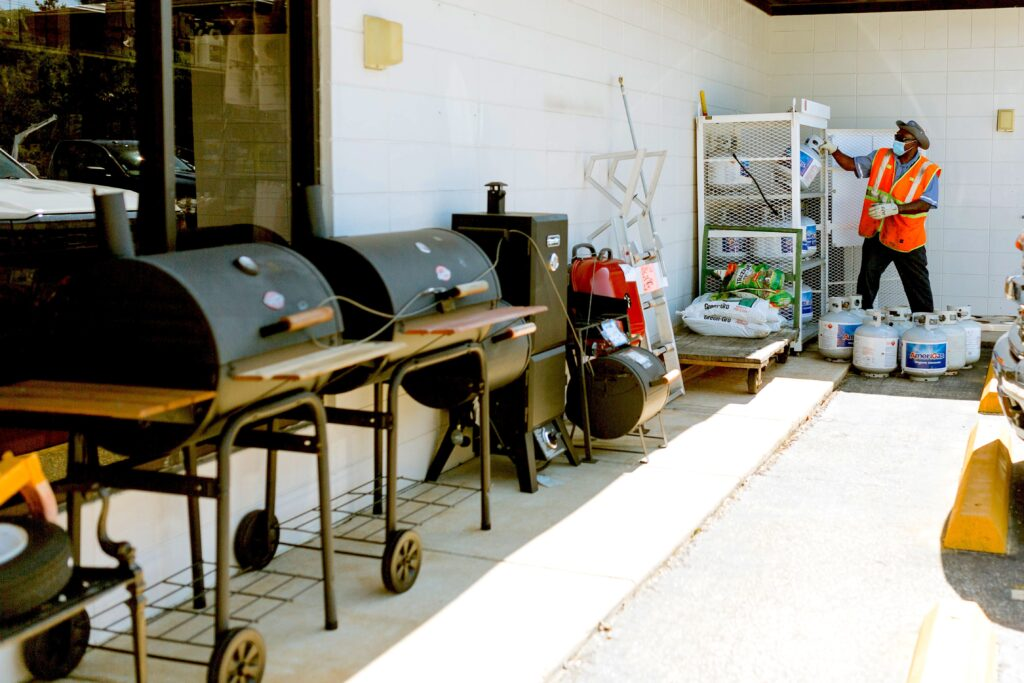 Grills & Smokers - Webb's Hardware & Marine Services - Southern Alabama